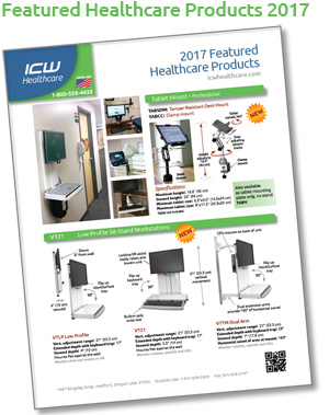 Download ICW's 2017 Featured Products Brochure
