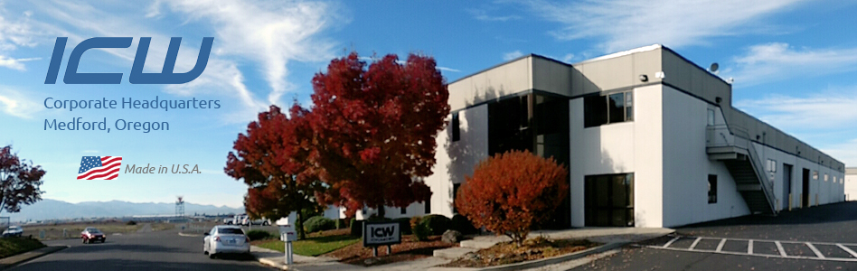 ICWUSA Corporate Headquarters in Medford, Oregon