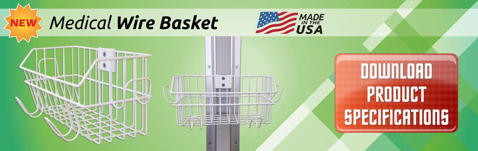 Dental Wire Basket