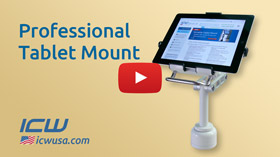 Professional Tablet Mount